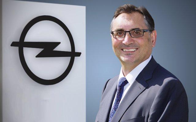 El español Antonio Cobo, nuevo vicepresidente de Producción de Opel/Vauxhall