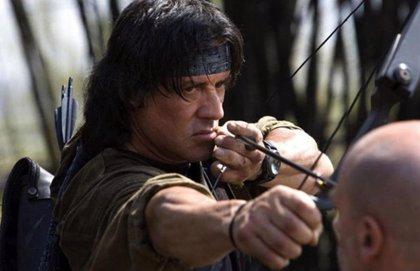 Stallone recupera su icónico arco y flechas en la nueva imagen de Rambo 5: Last Blood