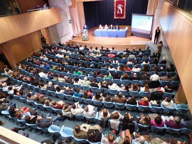 Apertura del curso académico de la UNED en el Paraninfo