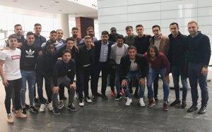 Els jugadors del Reus rescindiran els seus contractes si el club no paga abans del dilluns (AFE)