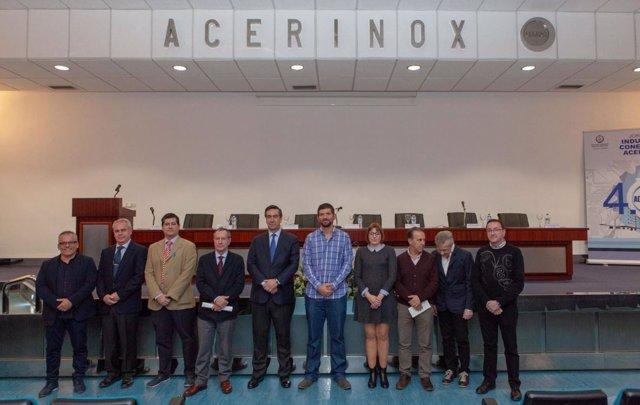 Acerinox Europa premia las mejores ideas de sus empleados