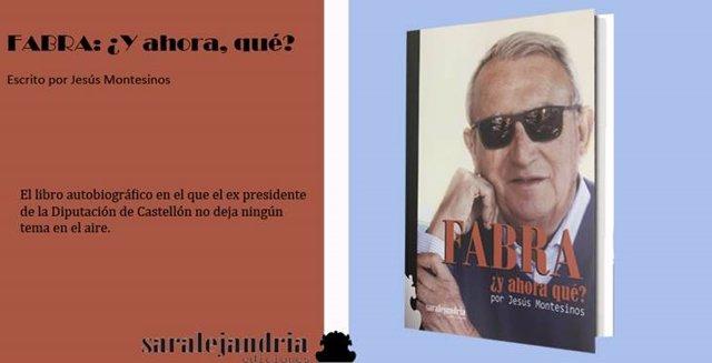 LLIBRE AUTOBIOGRÀFIC DE CARLOS FABRA