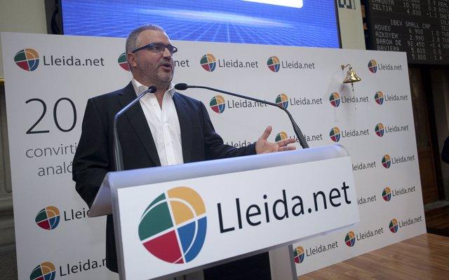 Lleida.net debuta en el Euronext Growth de París el próximo miércoles
