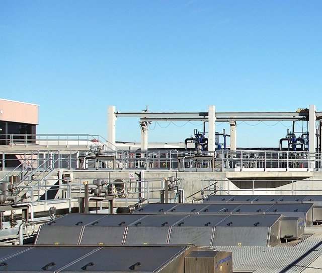 La Estació de Regeneració d'Aigües (ERA) del Llobregat