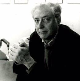 El poeta valenciano Lluís Alpera