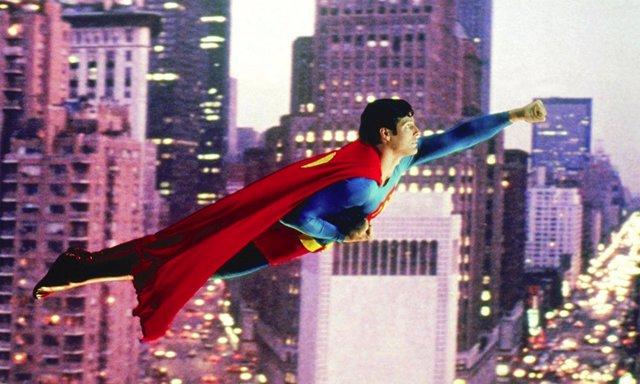 Superman de Christopher Reeve