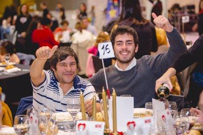 'Te invito a cenar': un día especial para personas en riesgo de exclusión