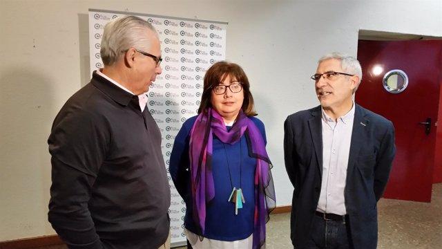 """Primera conferencia política del partido Actúa bajo el lema """"Política para la De"""