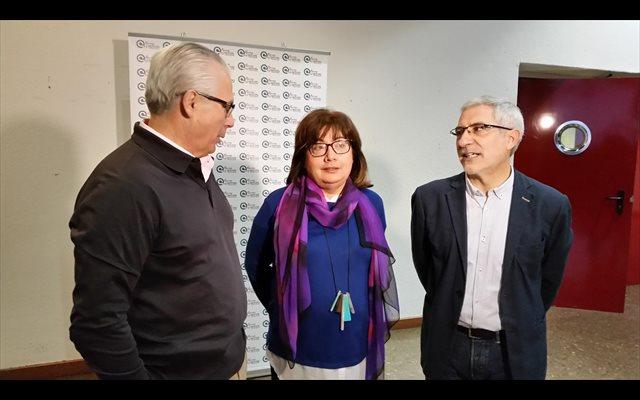 Garzón subraya que debe primar la libertad de información tras la incautación de material a periodistas de Baleares