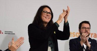 AMP.- ERC anuncia a Diana Riba com a número dos en la seva llista conjunta per a les europees (@ESQUERRA_ERC)