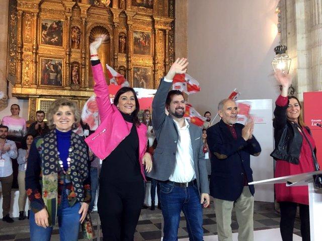 Salamanca.- Clausuara Escuela de Gobierno