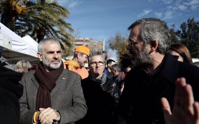 Carrizosa (Cs) cree que Sánchez 'no debe mendigar reuniones' con Torra sino controlar a Mossos