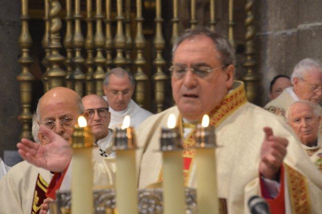 Salamanca.- Un momento de la ordenación
