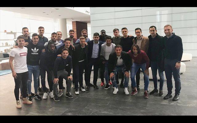 El Reus Deportiu paga als jugadors i garanteix la seva continuïtat a LaLiga 1/2/3