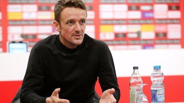 El jugador del Stuttgart Christian Gentner