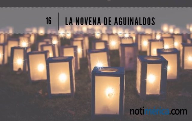 LA NOVENA DE AGUINALDOS
