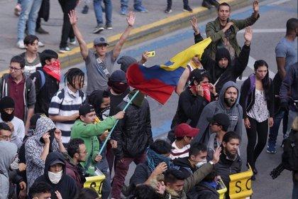 Estudiantes colombianos aseguran que seguirán manifestándose en enero a pesar del acuerdo alcanzado con Duque