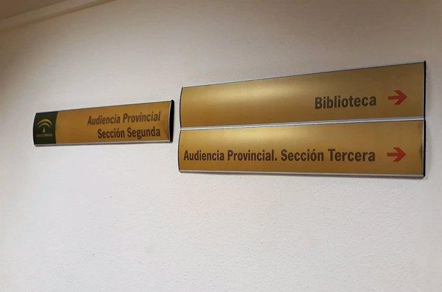 Sección Segunda de la Audiencia de Almería