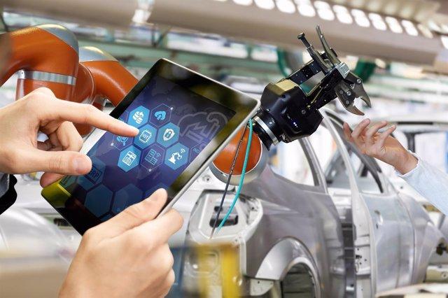 Digitalización de la industria 4.0