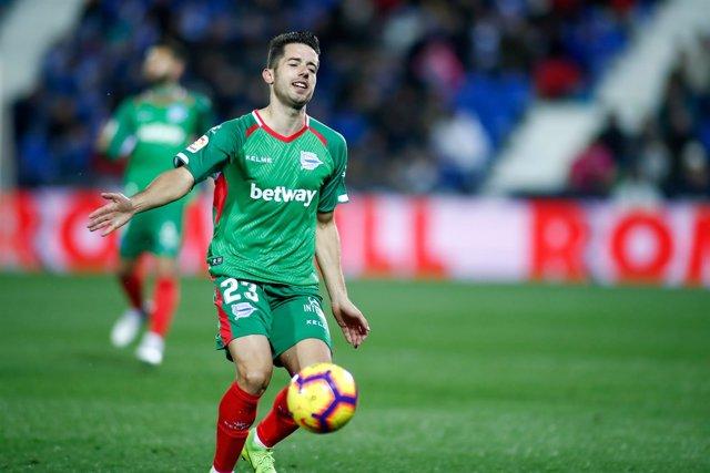 Soccer: La Liga - Leganes v Alaves