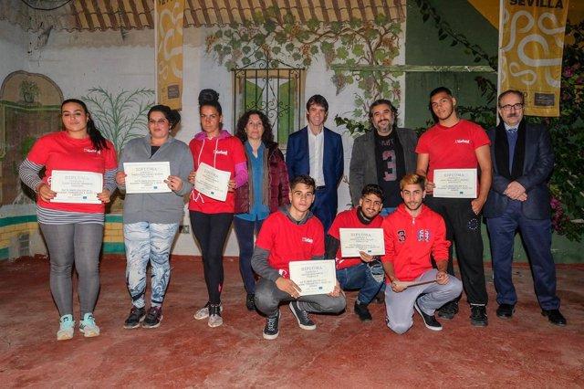 Programa de integración social a través del deporte