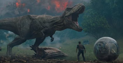 El T-Rex de Jurassic Park ya tiene nombre oficial... y no es Rexy