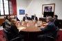 PP-A y Cs buscan este lunes cerrar un programa previo a negociar el Gobierno y la Mesa