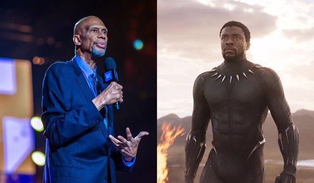 Kareem Abdul-Jabbar / Black Panther