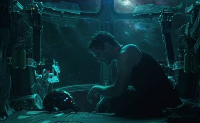 Tony Stark en el tráiler de Vengadores: Endgame