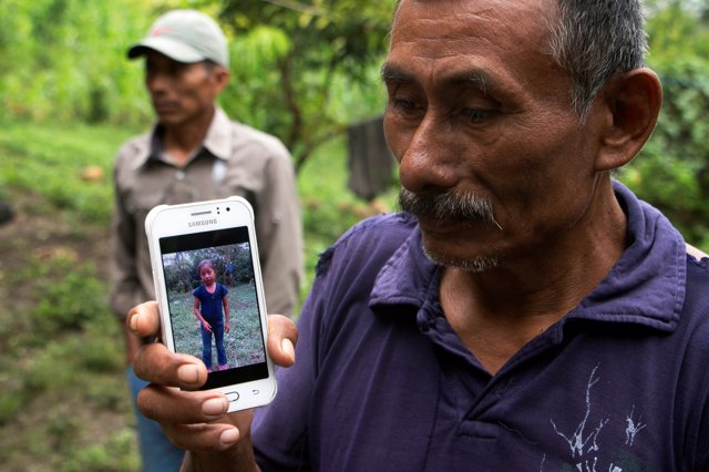 Domingo Caal, 61, grandfather of Jakelin, a 7-year-old girl who died in U.S. Cus