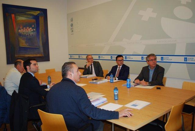 Reunión de la fundación Centro Tecnolóxico da Carne
