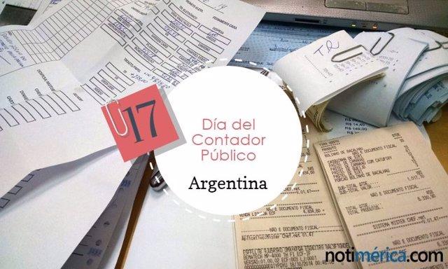 Día del Contador Público en Argentina