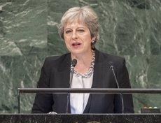 """May alerta que celebrar un altre referèndum sobre el Brexit """"trencaria la fe"""" dels britànics (ONU - Archivo)"""