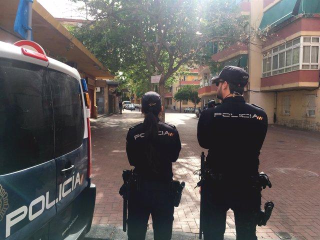 Detenido en Málaga un fugitivo tras más de dos años escondido para evitar entrar en la cárcel