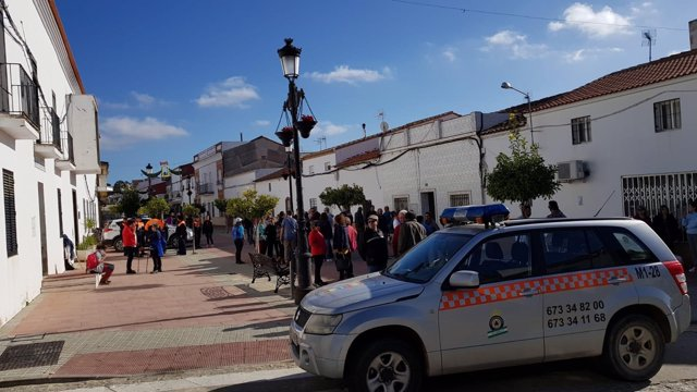 Búsqueda de joven desaparecida en El Campillo (Huelva)