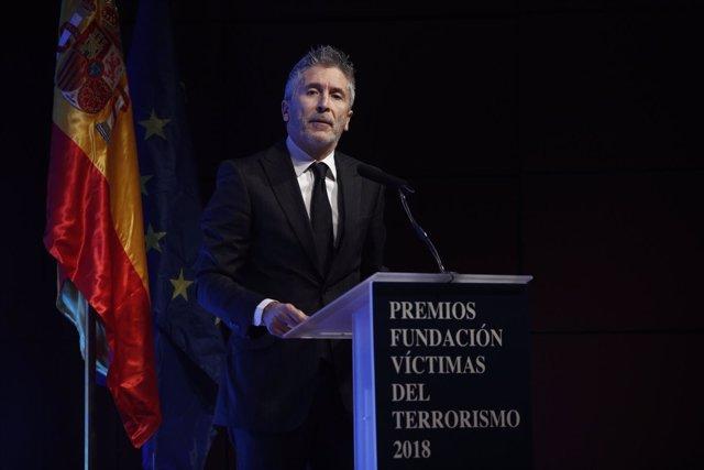 Entrega de los Premios Fundación Víctimas del Terrorismo 2018
