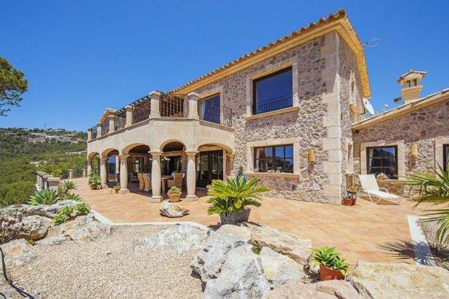 Casa más lujosa visitada en Baleares en 2018
