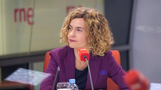 Entrevista en RNE a la ministra de Política Territorial y Función Pública