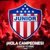 Junior gana el Campeonato Clausura de Colombia frente a Medellín