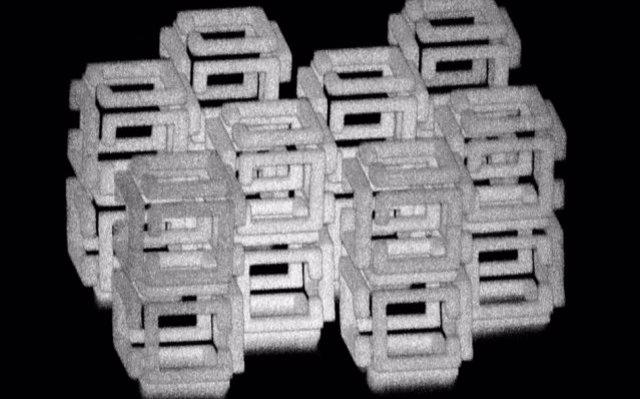 Reproducción de estructuras 3D a nanoescala al estilo traje de Ant-Man