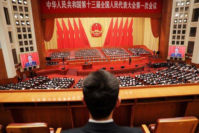 Sesión plenaria anual de la Asamblea Nacional de China