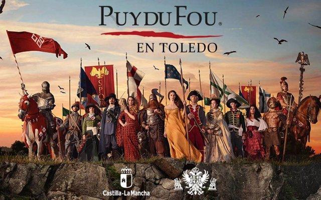 PuyduFou en Toledo
