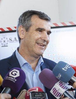 Antonio Román, alcalde de Guadalajara, PP