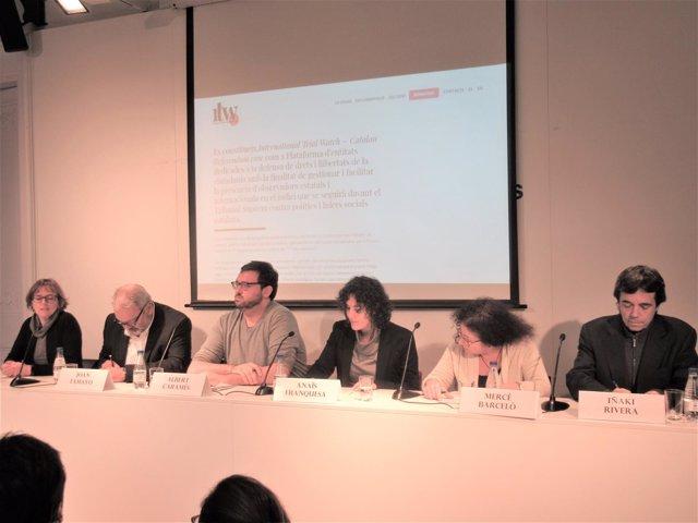 Presentación de la plataforma ITW