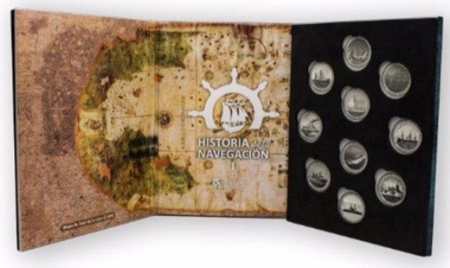 Colección La historia de la Navegación