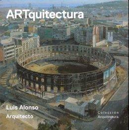 El arquitecto Luis Alonso ha presentado este lunes su nuevo libro ARTquitectura
