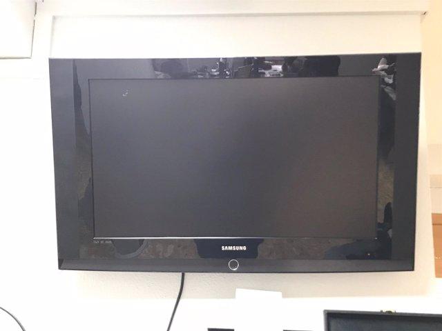 Televisión, pantalla, tele, TV