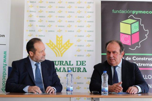 Caja Rural y Pymecon firman un convenio