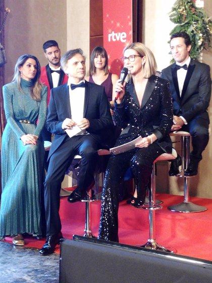 Anne Igartiburu, Roberto Leal, Elena S. Sánchez y José Mota, un año más en la programación navideña de RTVE