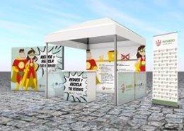 Campaña de reciclaje de Promedio en la provincia de Badajoz